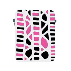 Pink decor Apple iPad 2/3/4 Protective Soft Cases