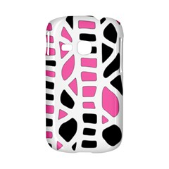 Pink decor Samsung Galaxy S6310 Hardshell Case