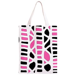 Pink decor Classic Light Tote Bag