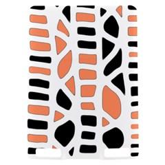 Orange decor Kindle Touch 3G