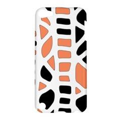 Orange decor Apple iPod Touch 5 Hardshell Case