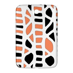 Orange decor Samsung Galaxy Note 8.0 N5100 Hardshell Case