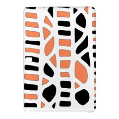 Orange decor Samsung Galaxy Tab Pro 12.2 Hardshell Case