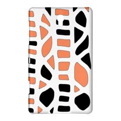 Orange decor Samsung Galaxy Tab S (8.4 ) Hardshell Case