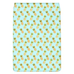 Tropical Watercolour Pineapple Pattern Flap Covers (L)