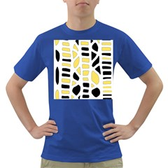 Yellow decor Dark T-Shirt