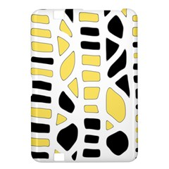 Yellow decor Kindle Fire HD 8.9