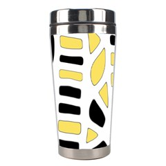 Yellow decor Stainless Steel Travel Tumblers