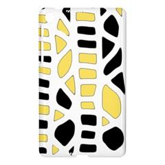 Yellow decor Nexus 7 (2013)