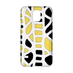 Yellow decor Samsung Galaxy S5 Hardshell Case