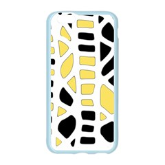 Yellow decor Apple Seamless iPhone 6/6S Case (Color)