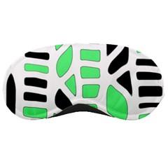 Light green decor Sleeping Masks
