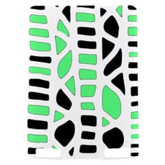 Light green decor Kindle Touch 3G