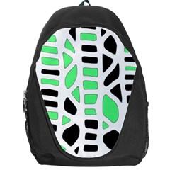Light green decor Backpack Bag