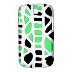 Light green decor Samsung Galaxy Express I8730 Hardshell Case