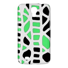 Light green decor Samsung Galaxy Mega 6.3  I9200 Hardshell Case