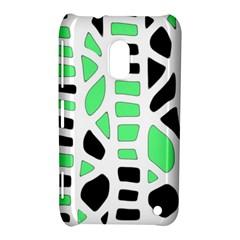 Light green decor Nokia Lumia 620