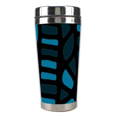 Deep blue decor Stainless Steel Travel Tumblers