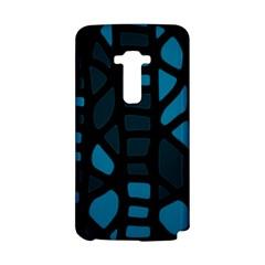 Deep blue decor LG G Flex