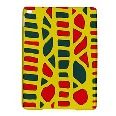 Yellow, green and red decor iPad Air 2 Hardshell Cases