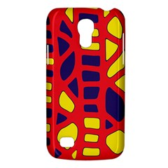 Red, yellow and blue decor Galaxy S4 Mini