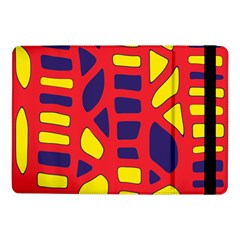 Red, yellow and blue decor Samsung Galaxy Tab Pro 10.1  Flip Case