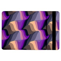 Wavy pattern                                                                                          Apple iPad Air Flip Case