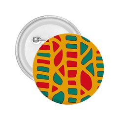 Abstract decor 2.25  Buttons