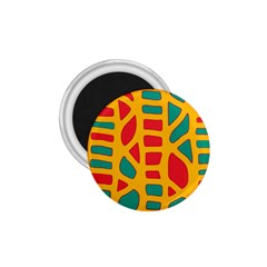 Abstract decor 1.75  Magnets