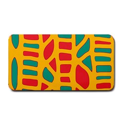 Abstract decor Medium Bar Mats