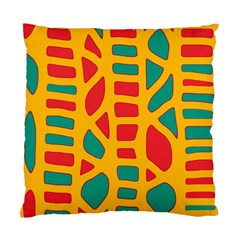 Abstract decor Standard Cushion Case (One Side)