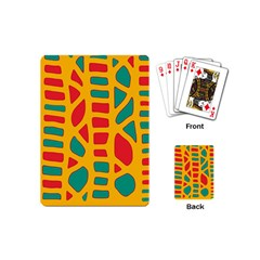 Abstract decor Playing Cards (Mini)
