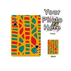 Abstract decor Playing Cards 54 (Mini)