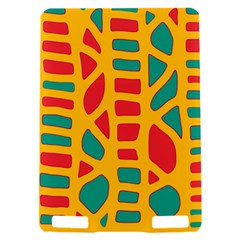 Abstract decor Kindle Touch 3G