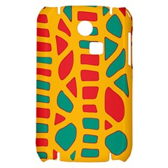 Abstract decor Samsung S3350 Hardshell Case
