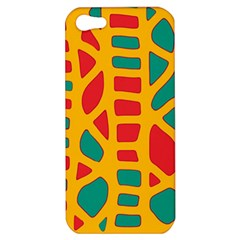 Abstract decor Apple iPhone 5 Hardshell Case