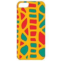 Abstract decor Apple iPhone 5 Classic Hardshell Case