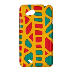 Abstract decor HTC Desire VC (T328D) Hardshell Case