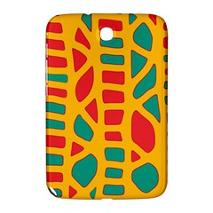 Abstract decor Samsung Galaxy Note 8.0 N5100 Hardshell Case