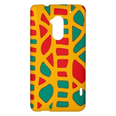 Abstract decor HTC One Max (T6) Hardshell Case