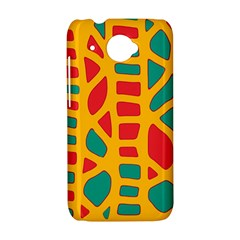 Abstract decor HTC Desire 601 Hardshell Case