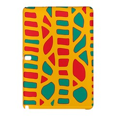 Abstract decor Samsung Galaxy Tab Pro 10.1 Hardshell Case