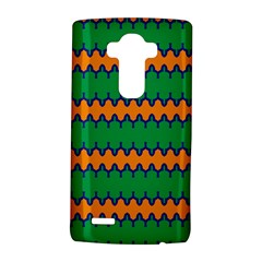 Orange Green Chains                                                                                           			lg G4 Hardshell Case