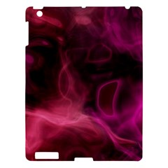 Pink red texture                                                                                             Apple iPad 3/4 Hardshell Case