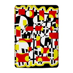 Red and yellow chaos Kindle 4