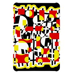 Red and yellow chaos Samsung Galaxy Tab 10.1  P7500 Hardshell Case