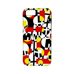 Red and yellow chaos Apple iPhone 5 Classic Hardshell Case (PC+Silicone)