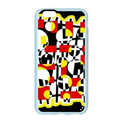 Red and yellow chaos Apple Seamless iPhone 6/6S Case (Color)