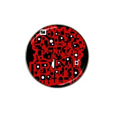 Red Hat Clip Ball Marker (10 pack)