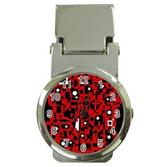 Red Money Clip Watches